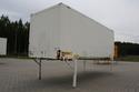 Stahlkoffer 7.45 m mit Rolltor! Glattwand - mehr Informationen