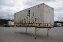 *stapelbar - kranbar* BDF Stahlkoffer 7.45 m mit Rolltor!  - mehr Informationen