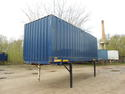 *** BDF Lagerbehälter 7.45 m mit Rolltor ***- mehr Informationen
